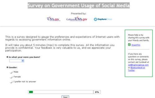 socialmediasurvey